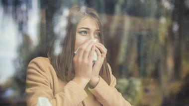 raceala gripa boala rau tristete