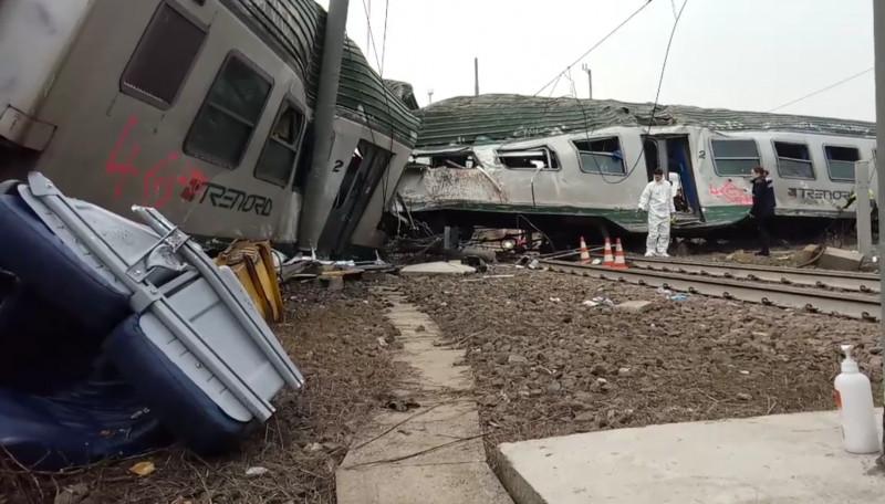 accident tren italia 2