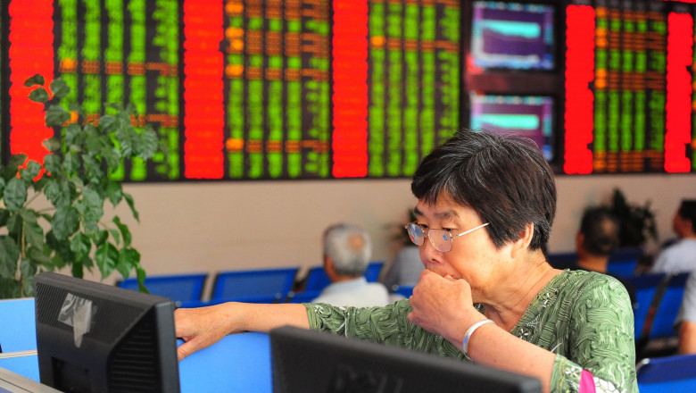 Shanghai Composite Index Rebounds To 3,700 Points On Tuesday