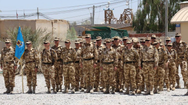 soldati romani afganistan