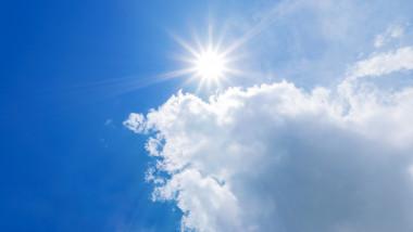 soare cald putini nori shutterstock_423334756