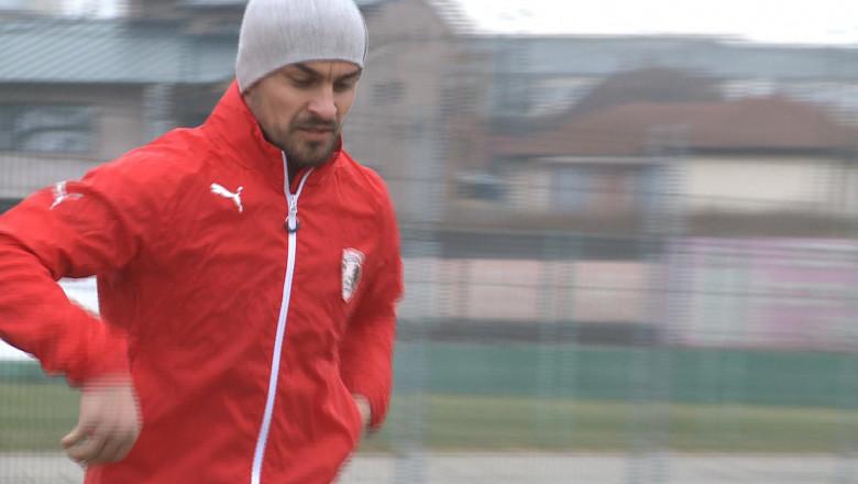 sport fotbal Oros Luceafarul