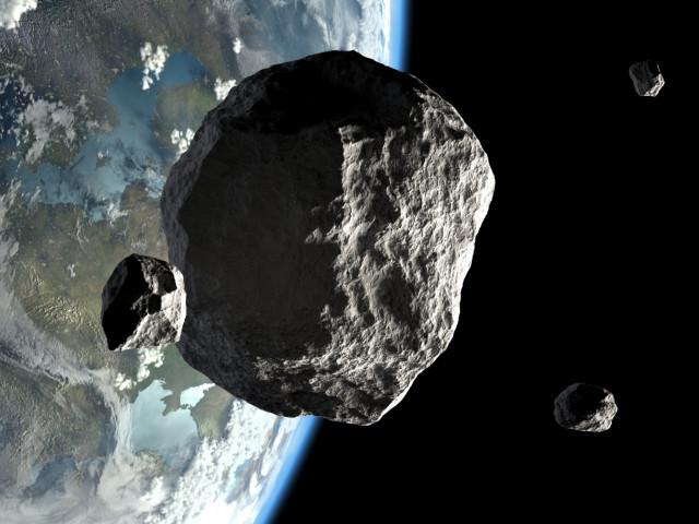 """Un asteroid """"potenţial periculos"""" se apropie de Terra la începutul lui februarie"""