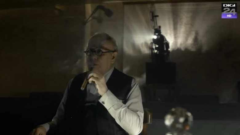 GARY OLDMAN IN ROLUL CHURCHILL