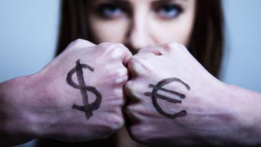 euro vs dolar shutterstock_718957381