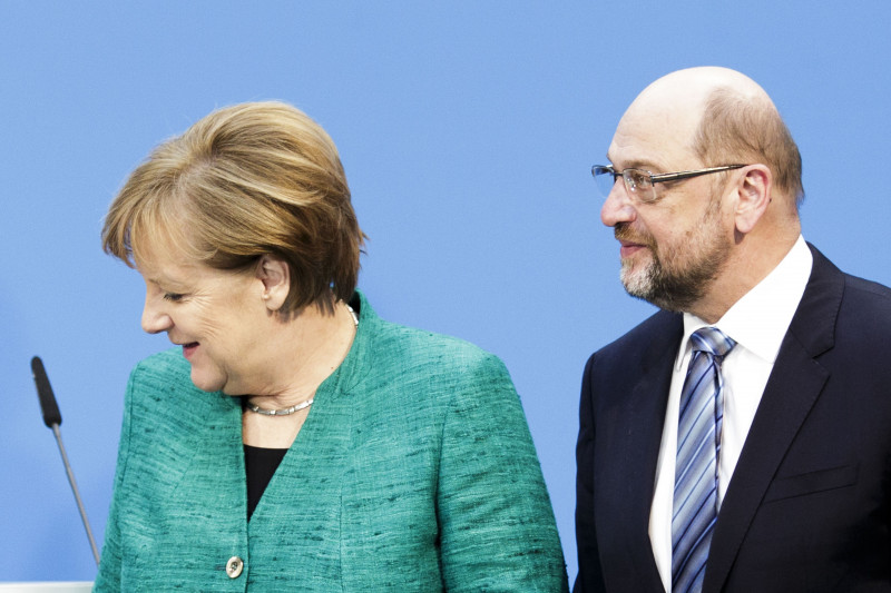 After Extension, CDU, SPD And CSU Seek To Conclude Coalition Negotiations