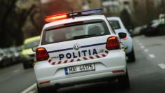masina de politie politia