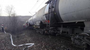 tren deraiat ISU Mehedinti 2 010218