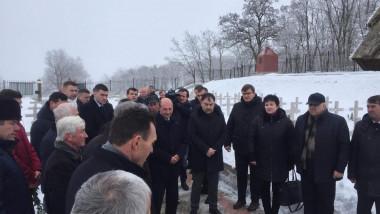 """De ce """"a trecut Băsescu Prutul""""? Cum răspunde liderul partidului care vrea unirea cu România"""