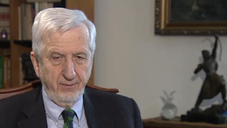 Geza Jeszenszky fost ministru externe ungaria