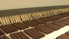 ciocolata industrie