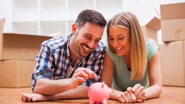 economii cuplu bani finante