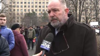 Iosif Szentes, director general CFR Călători