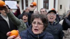 cotroceni protest portocala - inquam ganea
