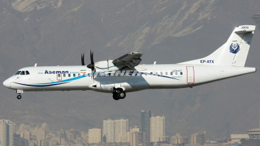 atr-72 aseman airlines