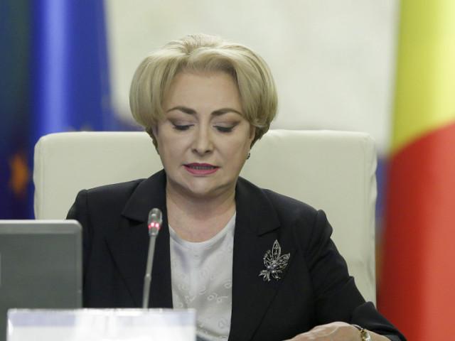 Plângere penală pe numele premierului Viorica Dăncilă