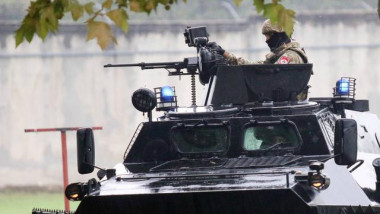 bosnia police