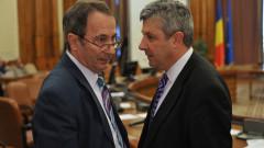 Valer Dorneanu si Florin Iordache in 2012_agerpres_6037447