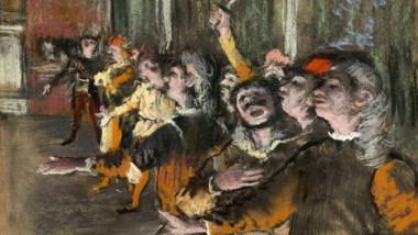 Degas-Les_Choristes wiki