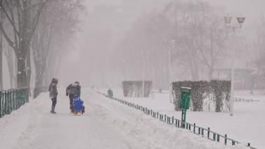 ninsoare vreme meteo frig viscol zapada