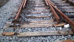 cale ferata dezafectata