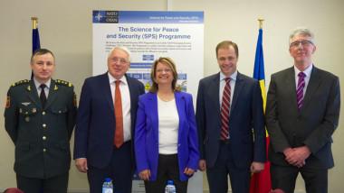 NATO lansează un proiect în domeniul apărării cibernetice în Republica Moldova