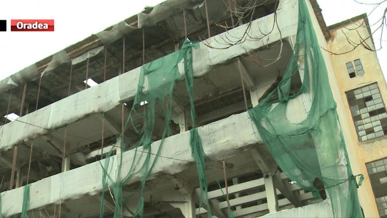 constructii abandonate