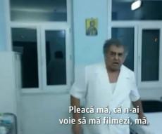 medic violent pacient in romania