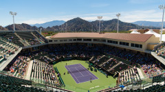 indian wells stadion shutterstock