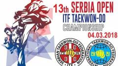 taekwon do serbia