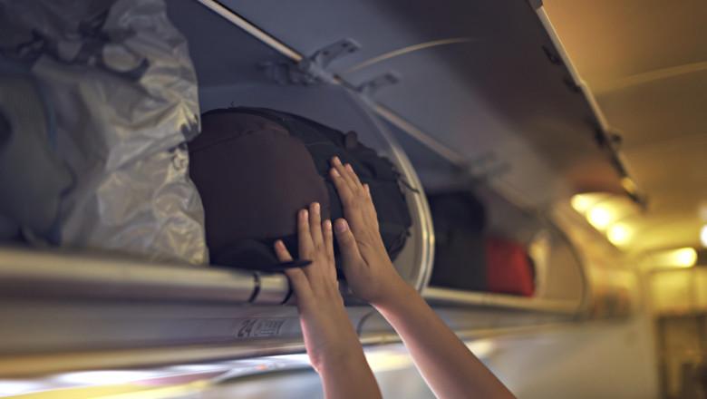 bagaje in avion
