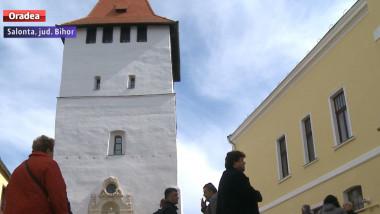 turnul ciunt salonta