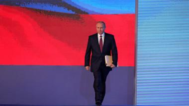 putin discurs amenintare - kremlin