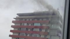 incendiu monaco towersw
