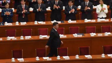 întâlnirea plenarei Partidului Comunist Chinez, prezidată de Xi Jinping