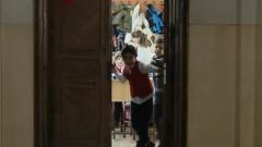 copil deschide usa