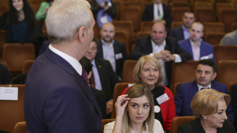 dragnea cu alexandra 180310_PSD_CONGRES_FINAL_02_INQUAM_Photos_Octav_Ganea