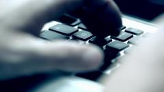 tastatura, calculator, internet, posibil hacker