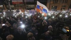 Proteste Slovacia