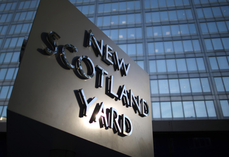 scotland yard getty