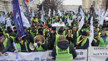 proteste politie mai - ganea