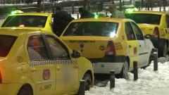 taxi iarna taxiuri