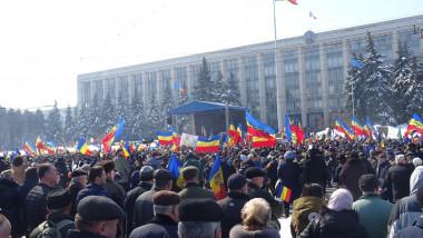 miting Chisinau 13 250318