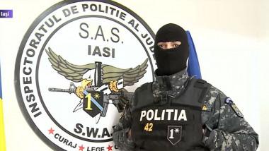 politistul anului 2017 iasi