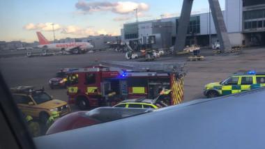 aeroportul gatwick inchis