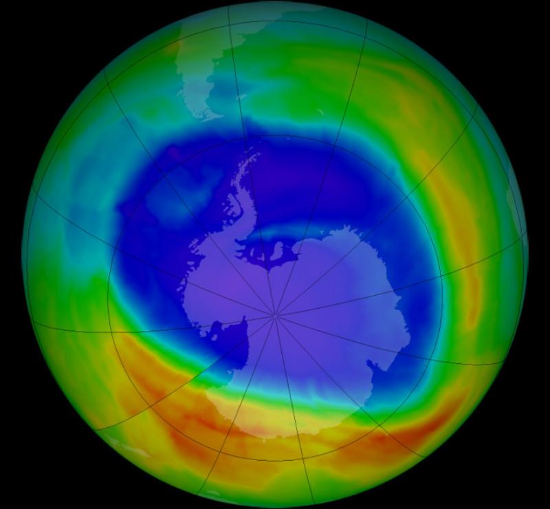 strat de ozon