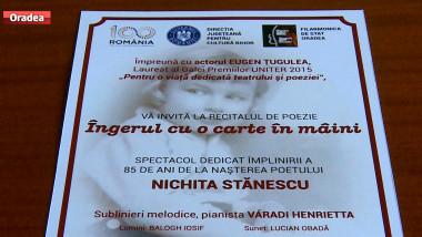recital Stanescu