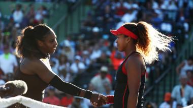Naomi Osaka Serena Williams