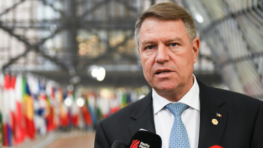 iohannis summit ue2 - presidency