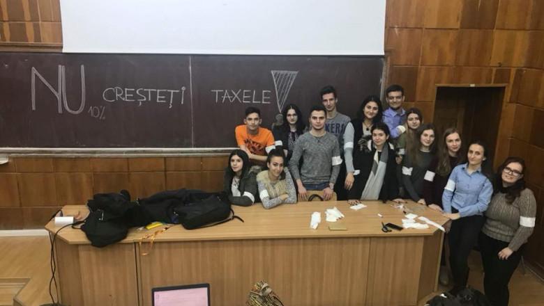 studenti taxe
